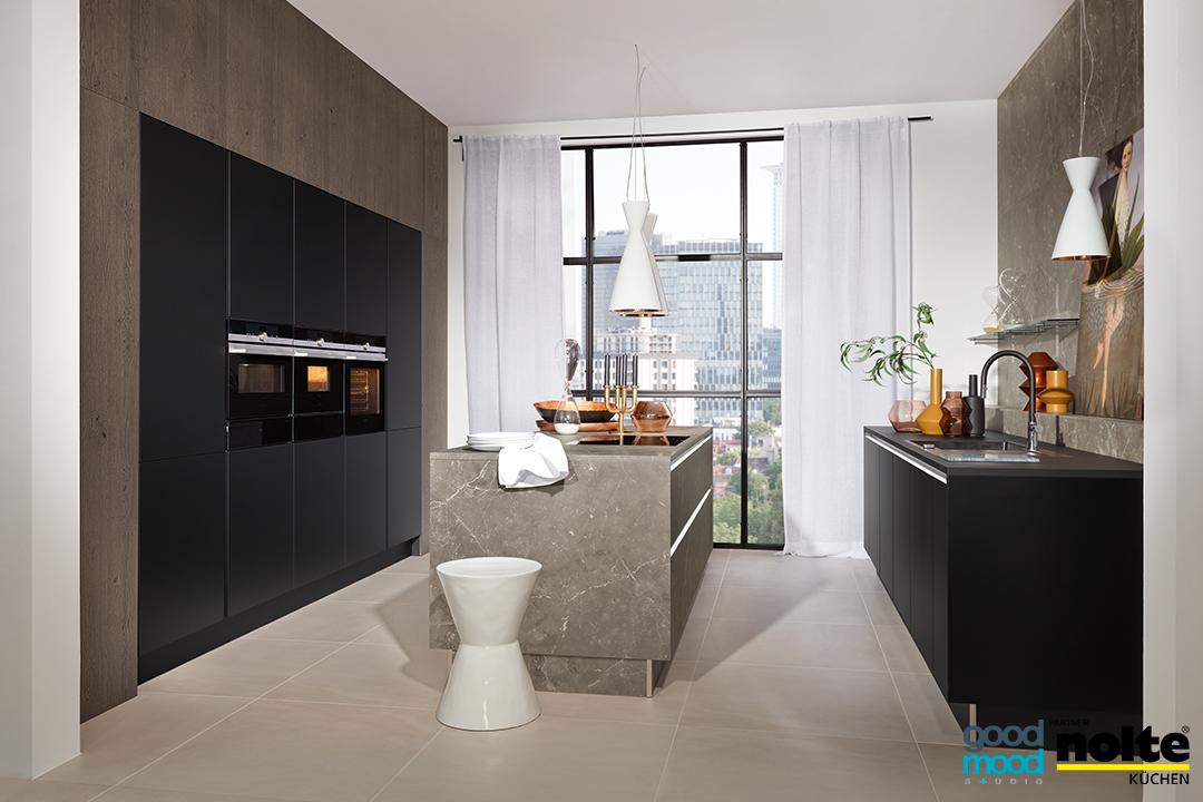 Marmurowy Blat W Kuchni Good Mood Studio