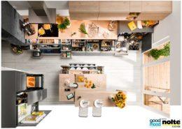 Projektowanie kuchni - Niemieckie meble kuchenne - Ergonomia w kuchni